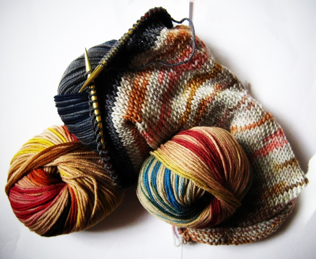 calceta – O Velagullas